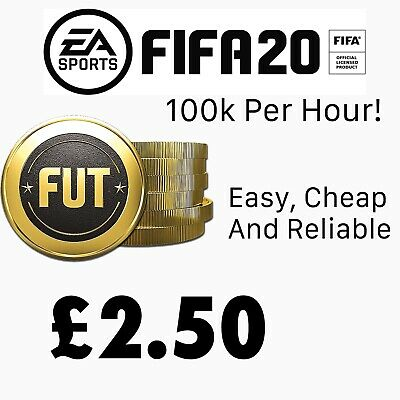 XBOX ONE Fifa 20 Easy, Reliable Coin Making Method - 100K PER HOUR!