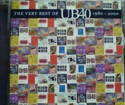 UB40-The Very Best of-1980-2000,2000,cd