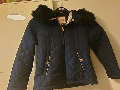 Girls Ted Baker Quilted Style Jacket Age 10