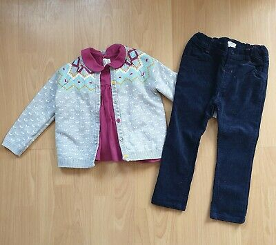 Mamas and papas beautiful outfit 3-4y
