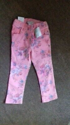 Bnwt Next Girls Trousers Age 18-24 Months