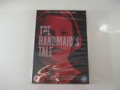 The Handmaid's Tale Season 1 DVD 2018