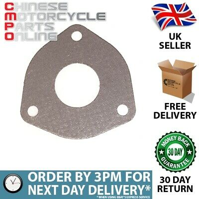 Lextek Downpipe to Silencer Gasket 3 Bolt Fixing (DWNPPGSK002) for Kinroad #002