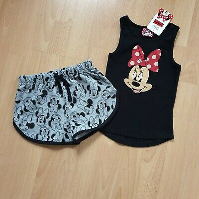 Bnwt beautiful outfit Disney, minnie mouse, 7-8y
