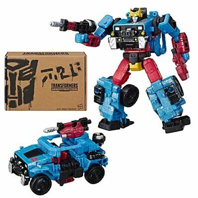 Transformers Generations Selects NYCC 2019 Exclusive - Hot Shot