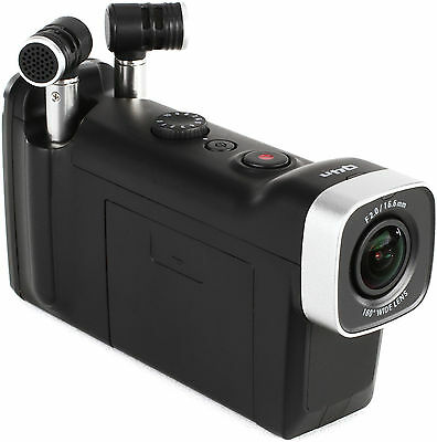 New Zoom Q4N Handy Audio and Video Recorder Auth Dealer Warranty