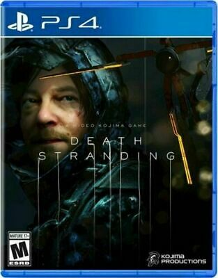 Death Stranding PS4 Standard Edition SEALED Fast Shipping