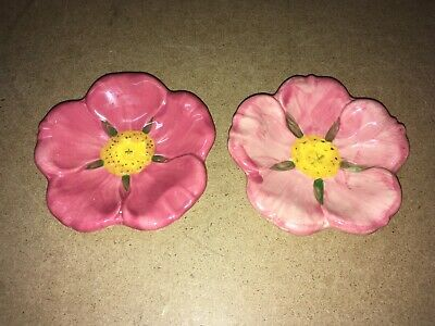 Franciscan Desert Rose - Lot Of 2 Butter Pats
