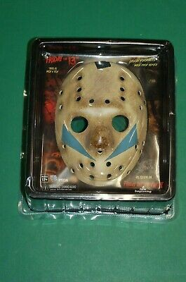 Jason Voorhees Part V 5 Friday the 13th horror replica mask Movie Maniacs NECA