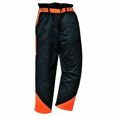Portwest Oak Trousers Pants Chainsaw Workwear Pockets Protection
