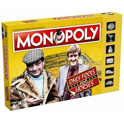 MONOPOLY Only Fools and Horses Board Game