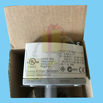 1PC New Siemens temperature and humidity sensor QFM3160 Brand New free shipping
