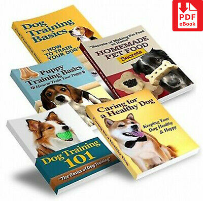 Dog Training Essentials (ebook-pdf plr file) Can be sold