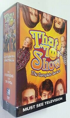 That 70's Show (Complete Series) DVD Season 1-8 BRAND NEW
