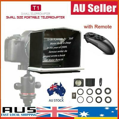 Bestview T1 Teleprompter Smartphone for Interview Speech Video Romote Control AU