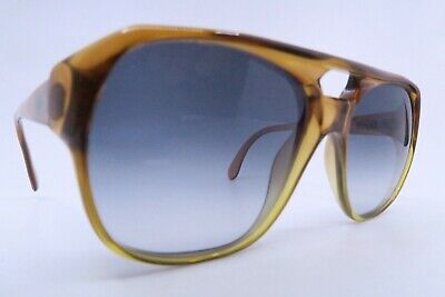 Vintage 80s Christian Dior Monsieur sunglasses mod 2055 size 56-15 Germany