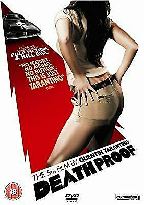 Death Proof (Two-Disc Edition) [DVD], Quentin Tarantino, Used; Good DVD