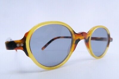 Vintage FENDI sunglasses layered acetate Mod FVS 129 made in Italy