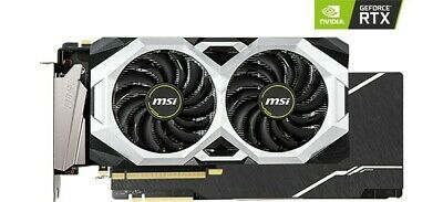 MSI RTX 2070 Super VENTUS OC Ray Tracing Graphics Card