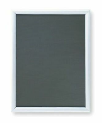 ZORO SELECT 2RXD7 Enclosed Sign Holder,Wall,18x24,Alum/PVC