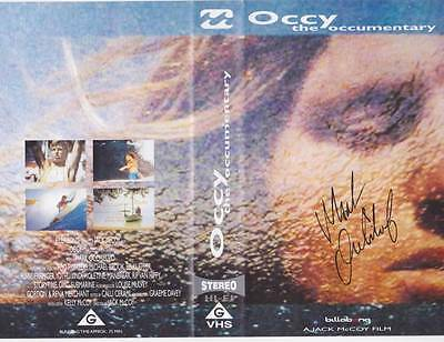 Surfing Occy The Occumentary Video Vhs Pal A Rare Find