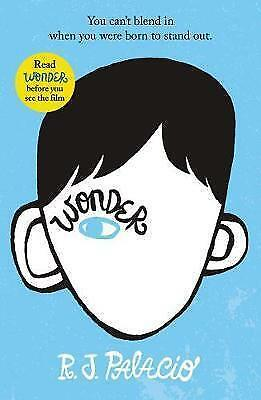 Wonder by Palacio, R.J., NEW Book, FREE & FAST Delivery, (Paperback)