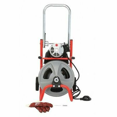 RIDGID 52363 Drain Cleaning Machine,1-1/2 in.to4 in.