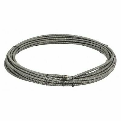 RIDGID 87582 Drain Cleaning Cable,3/8 In. x 75  ft.