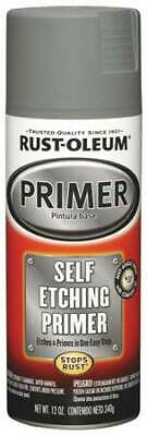 RUST-OLEUM 249322 Self Etching Primer,Dark Green,12 oz.