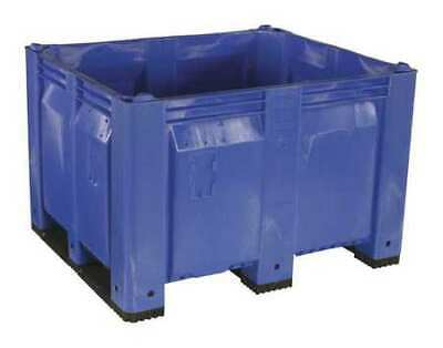"""DECADE PRODUCTS M40SBL3 Bulk Container, 36-3/4""""W"""