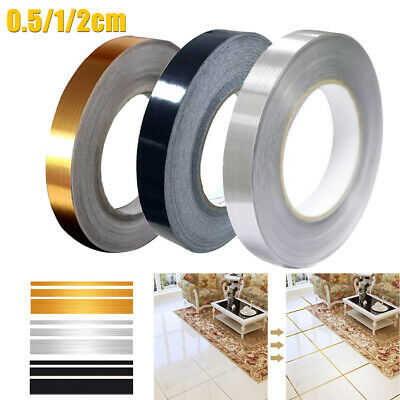 0.75CM X 6M Ceramic Tile Mildew Proof Gap Sealing Tape Waterproof Foil Strip
