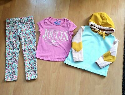 Girls Jolues outfit 4-5y