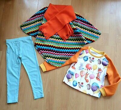 Girls outfit 4-5y