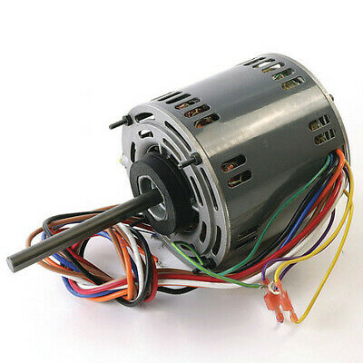 FASCO D701 Motor,1.2 HP,115V,1075 rpm,4 SPDT