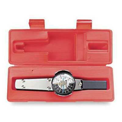 PROTO J6177F Dial Torque Wrench,Drive Size 3/8 in.