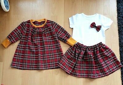 Christmas beautiful outfit,  3-4 y