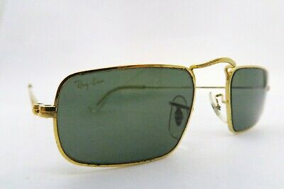 Vintage B&L Ray Ban sunglasses etched lens made in the USA splendid