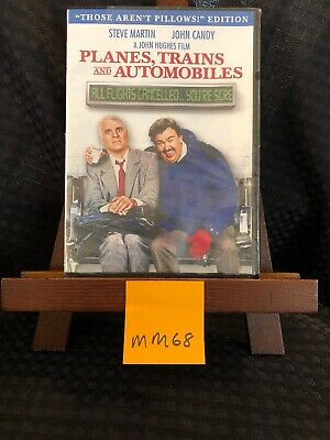 """Planes, Trains and Automobiles (DVD, 2013) """"Those Aren't Pillows"""" Edition! NEW!"""