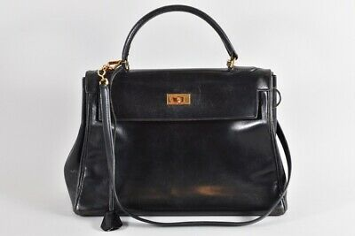 i70k31- Handtasche Kelly Bag Hermes, 1976