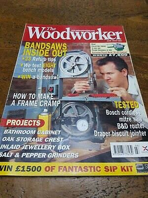 The Woodworker Magazine March 2003
