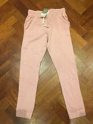Girls Next Pink Jogging Size 10 Years Bottoms BNWT