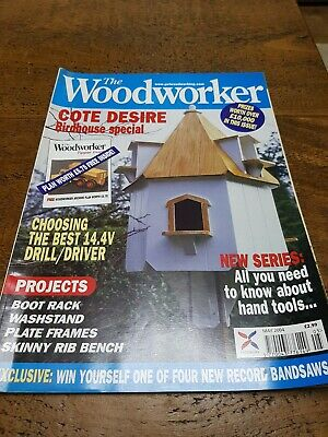 The Woodworker Magazine May 2004