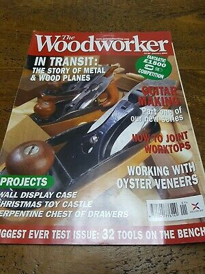 The Woodworker Magazine January 2004