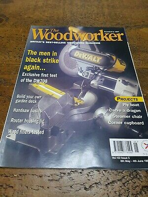 The Woodworker Magazine May/June 1998
