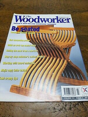 The Woodworker Magazine Vol. 101 Issue 3
