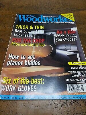 The Woodworker Magazine May 2000