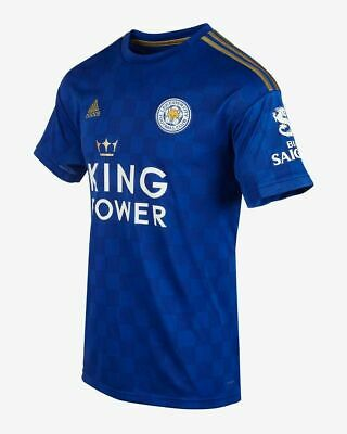 Leicester City Home Shirt 2019/20 BNWT Adult Men's Size Jersey Top Quality