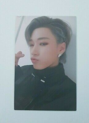 """ATEEZ CHOI SAN Official Photocard - Official """"TREASURE EP.FIN : All To Action"""""""