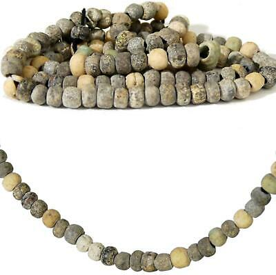 Ancient Roman Glass Paste Beads/Necklace 14-3/4 in. L. Ex Bonhams London UK 2004
