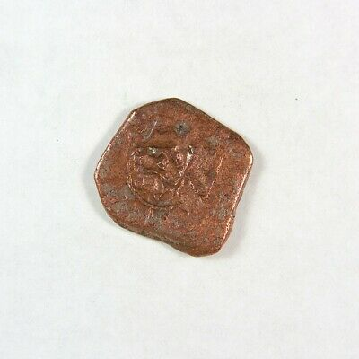 1600's Pirate Treasure Era Spanish Colonial Coin - Exact Coin 2956